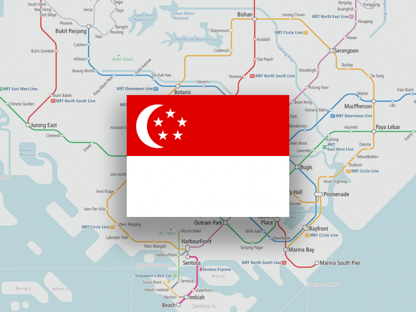 Started service between Woodlands North and Woodlands South Stations on MRT Thomson-East Coast Line