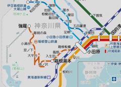 Operation resumed on Hakone Tozan Railway between Hakone-yumoto and Gōra