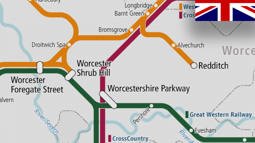 'Worcestershire Parkway' - New station of National Rail has launched