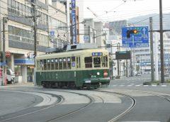 Nagasaki Streetcar type 211