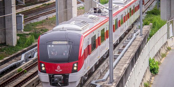"""New commuter electric trains """"SRT Red Line"""" launch from Bangkok – Fleets from Japan"""